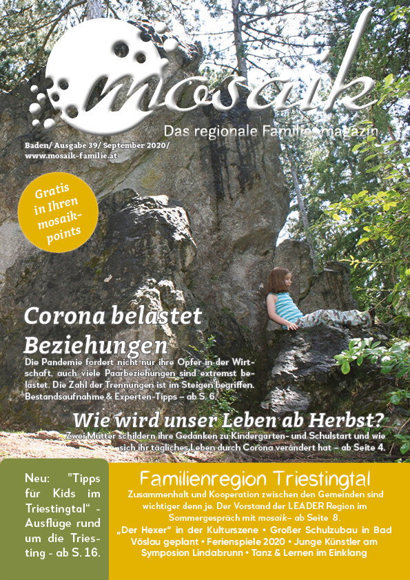 mosaik September 2020 - Print
