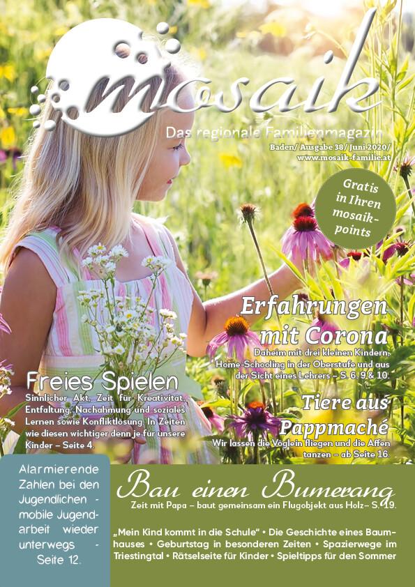 mosaik Juni 2020 - Print