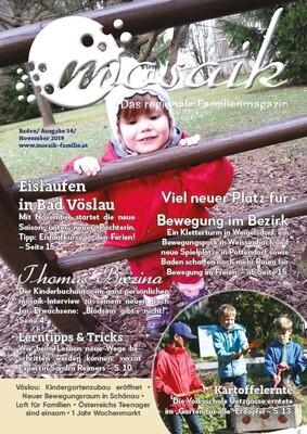 mosaik November 2019 - Print