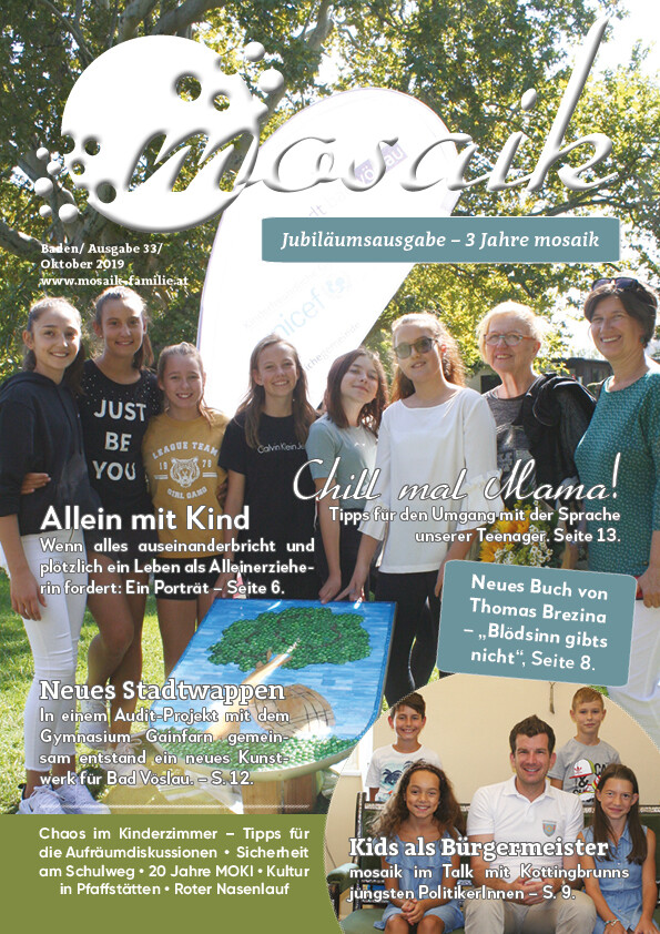 mosaik Oktober 2019 - Print