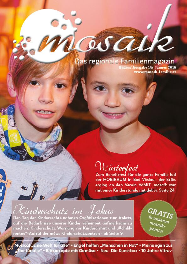 mosaik Jänner 2018 - Print