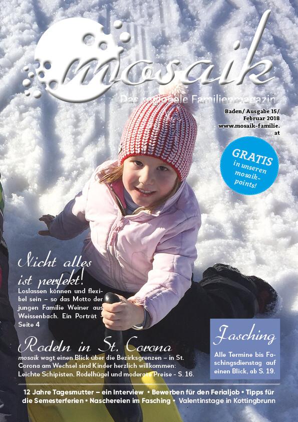 mosaik Februar 2018 - Print