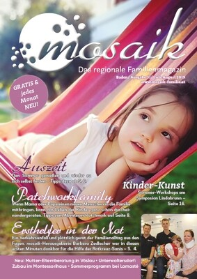 mosaik Juli-Aug 2019 - Print