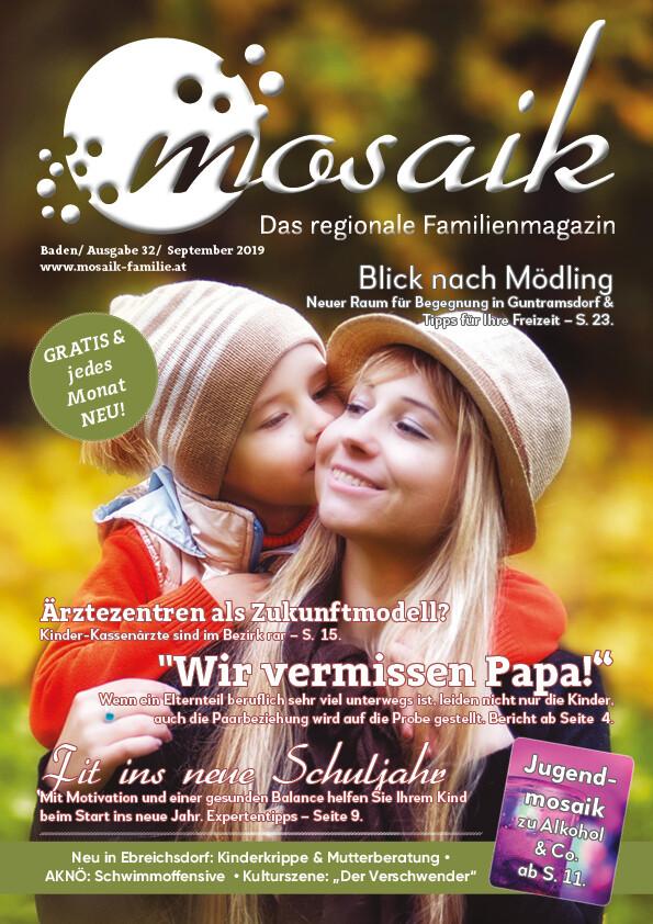 mosaik September 2019 - Print