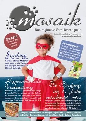 mosaik Februar 2019 - Print
