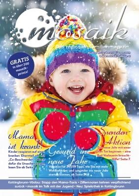 mosaik Jänner 2019 - Print