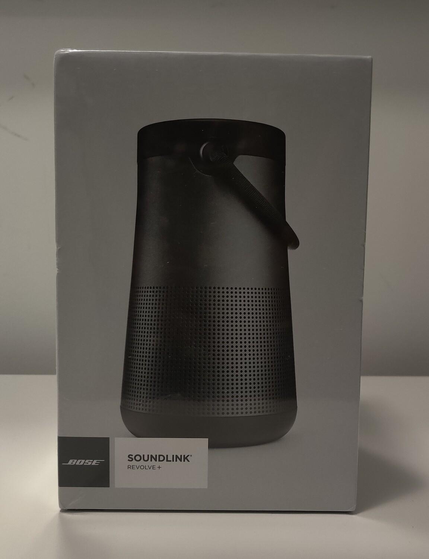 Bose SoundLink Revolve+ Portable Bluetooth 360 Speaker - Triple Black. Model:739617-1110