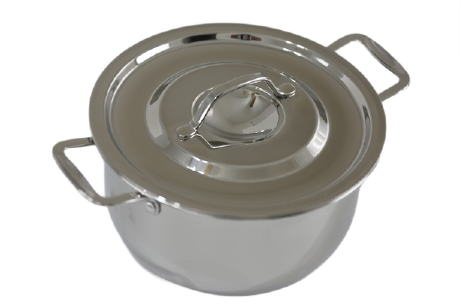 Stainless Steel Sauce Pot with Stainless Steel Cover
