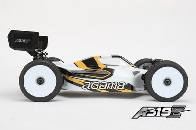 Agama A319e Electric Race Buggy