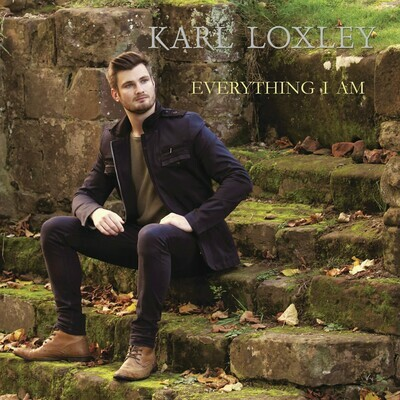 Karl Loxley 'Everything I Am' Signed CD
