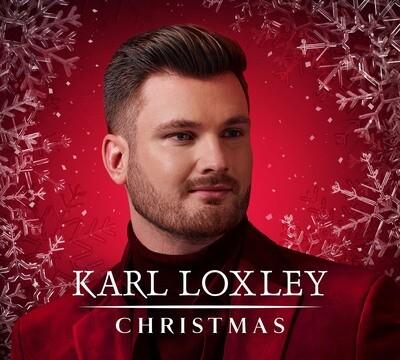Karl Loxley 'Christmas' Signed CD