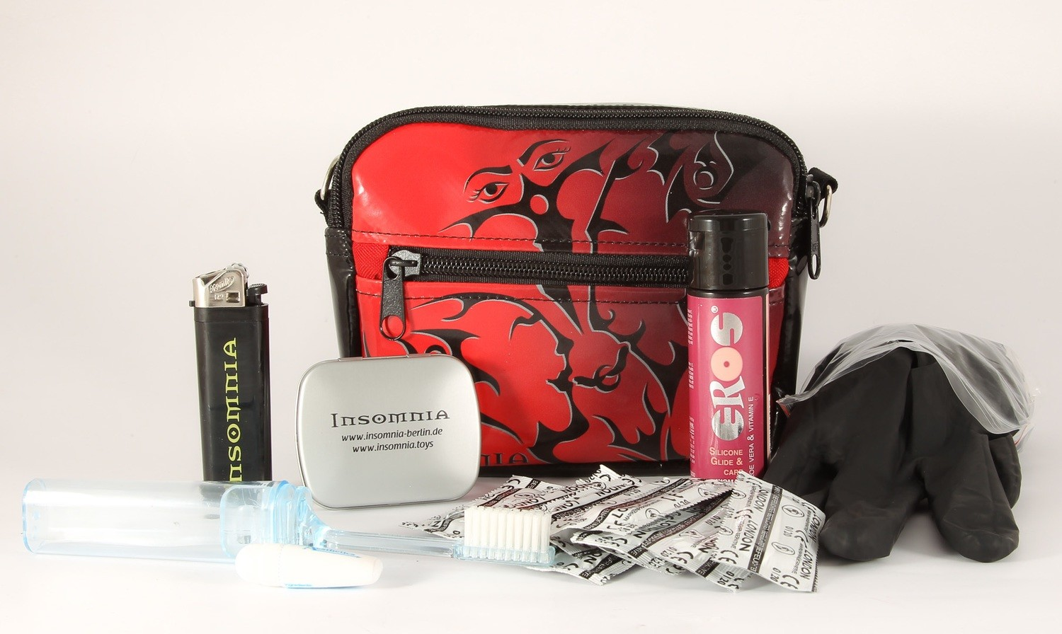 Das ultimative Insomnia Party - Survival - Pack