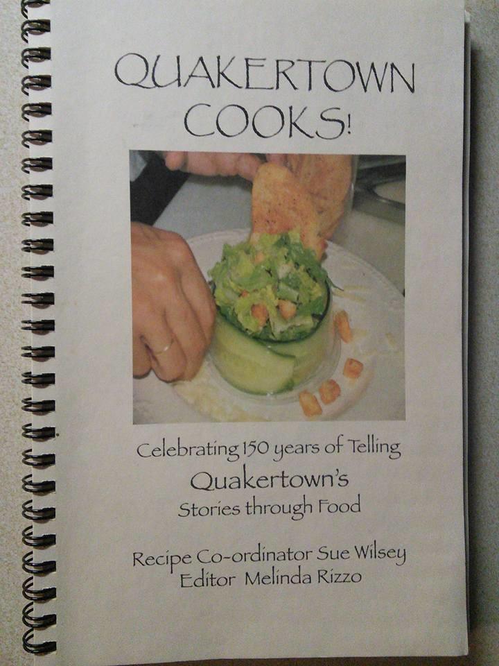 Quakertown Cooks Cook Book