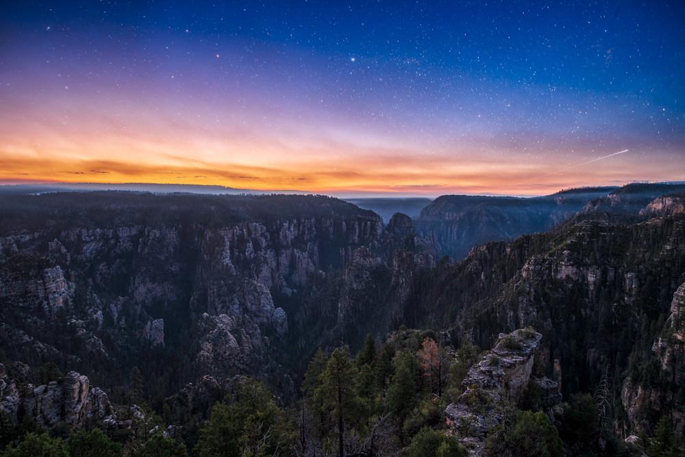 Oak Creek Canyon - Print