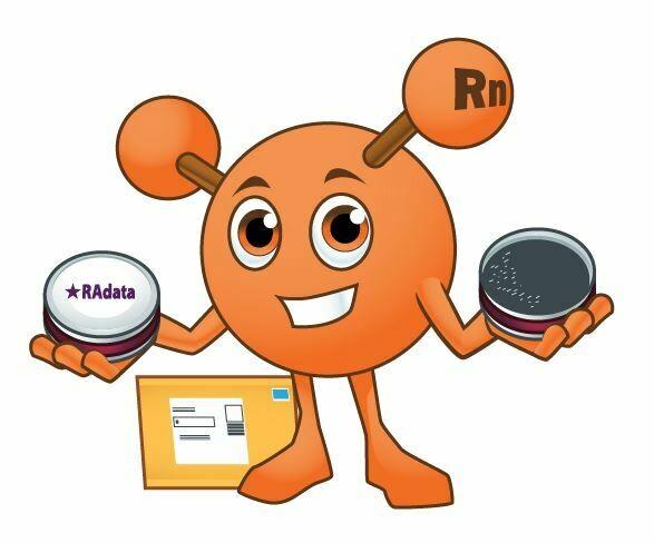 Radon Test Kit (4-Pack)
