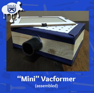 DK Vacuum Former -  Mini Size