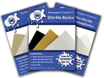 DK Thermalplastic Trial Kits