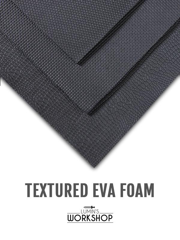 Lumin's Workshop Textured Foam