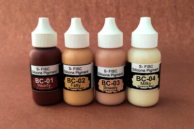FuseFX BC-Series Silicone Pigments (30g)