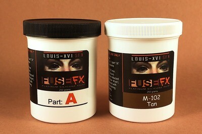 FuseFX M-Series Silicone Paints (500g Kit)
