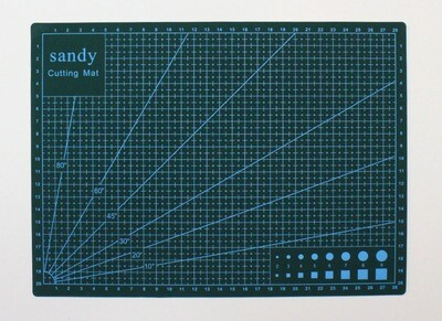 Sandy Cutting Mat - Small