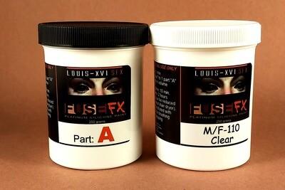 FuseFX M/F-110 Clear Paint (500g Kit)