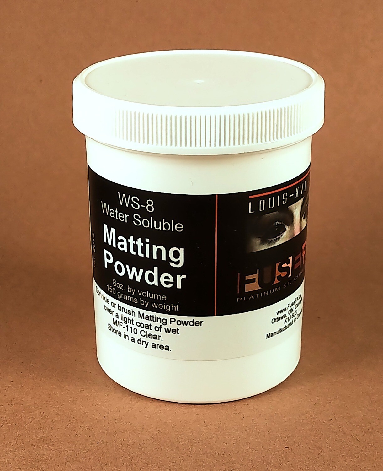 FuseFX Water Soluble Matting Powder (8oz)