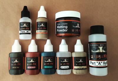 FuseFX Med Pro Paint Kit