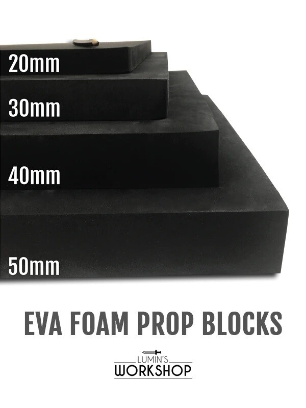 Lumin's Workshop EVA Foam Prop Blocks