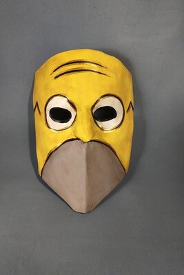 """""""Nuclear Safety Inspector"""" Mask"""