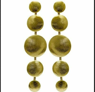 Sheila Fajl Lucas Earring 18K Gold plated