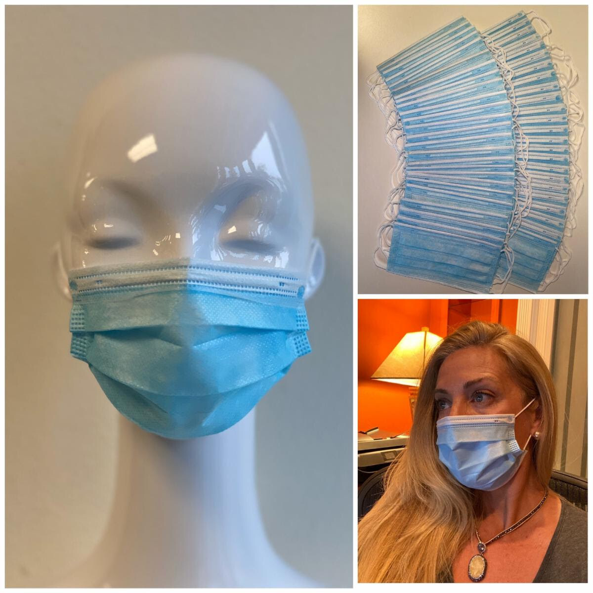 Disposable masks -10 pack- In Stock
