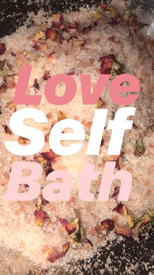 LoveSelf Himalayan Bath Soak