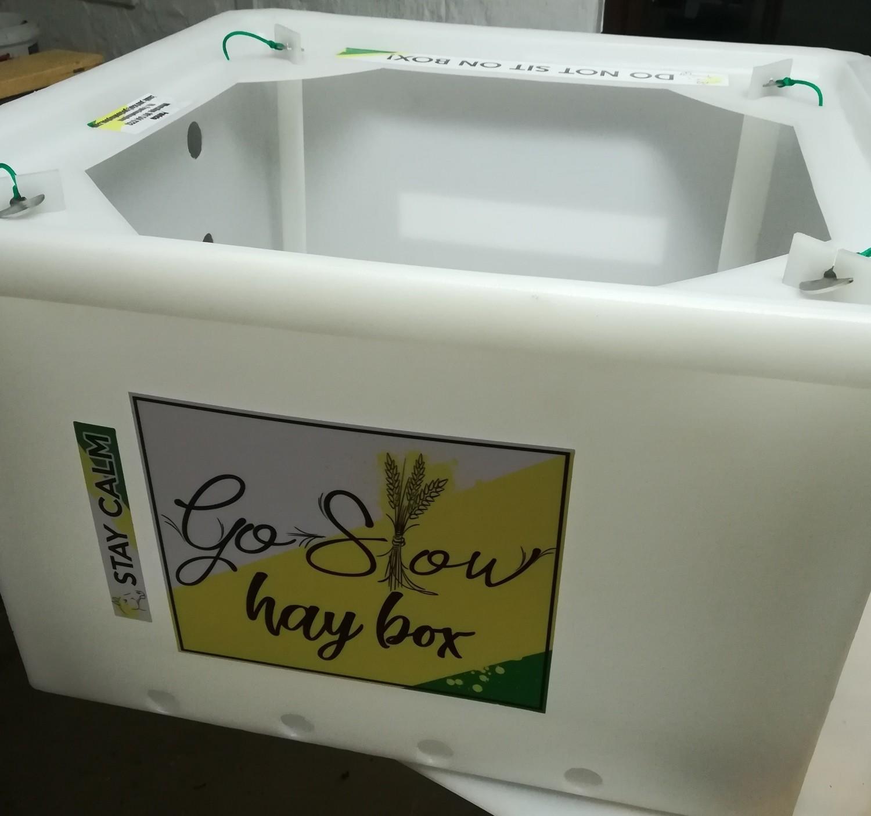 Go Slow Hay Box
