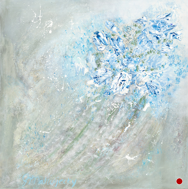 Blue Blue Hydrangea