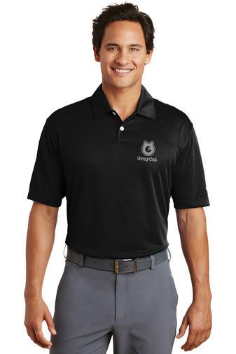 Nike Dri-Fit Pebble Texture Polo Shirt