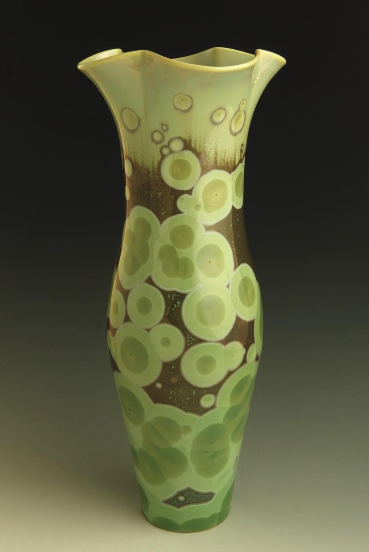 "Green Vase 13"""