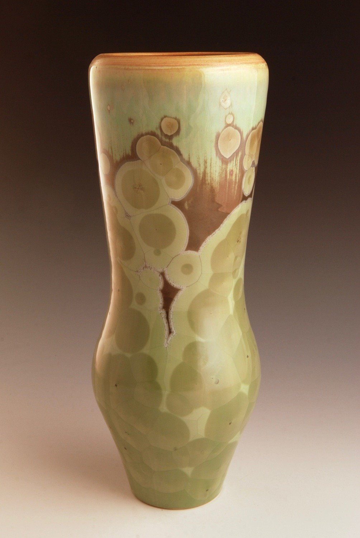 "Green Vase 10"""