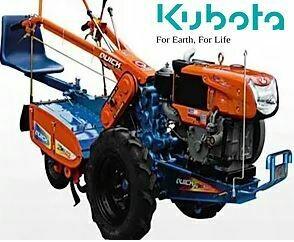 MOTOCULTOR KUBOTA 10.5HP