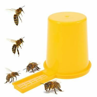 Paquete de Alimentador de abejas
