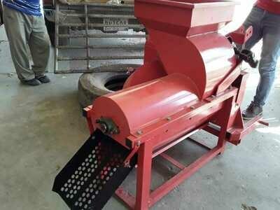 Desgranadora de maíz para tractor