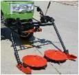 Chapeadora Implemento Motocultor