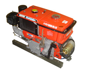 MOTOR DIESEL VIKYNO RV125-2