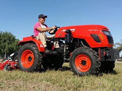 Tractor Hanomag Agr4