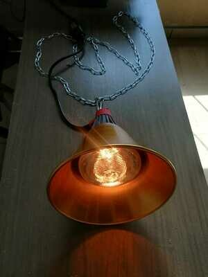 Lámpara de Calor Aislado