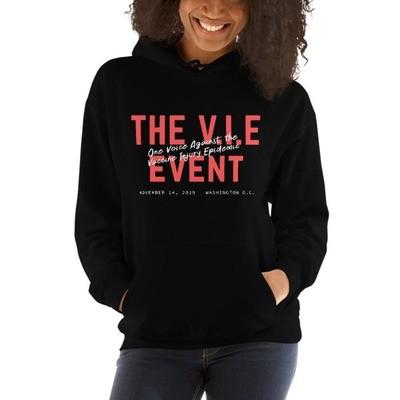 V.I.E Event Official Hooded Sweatshirt - Unisex