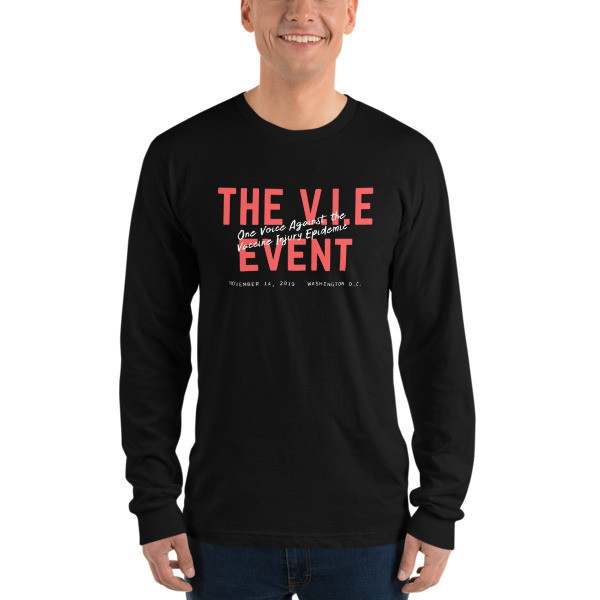 V.I.E Event Long Sleeve T-Shirt - Unisex