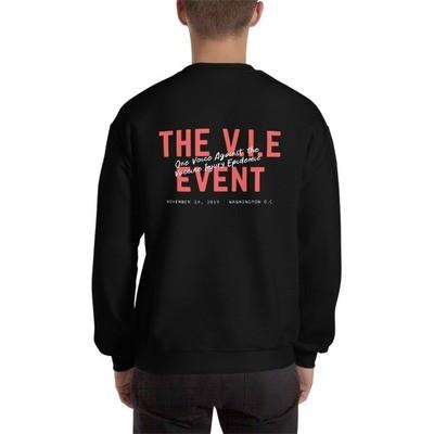 The V.I.E Event Back Sweatshirt - Unisex