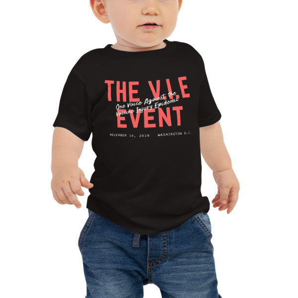 V.IE Event Baby Jersey Short Sleeve Tee