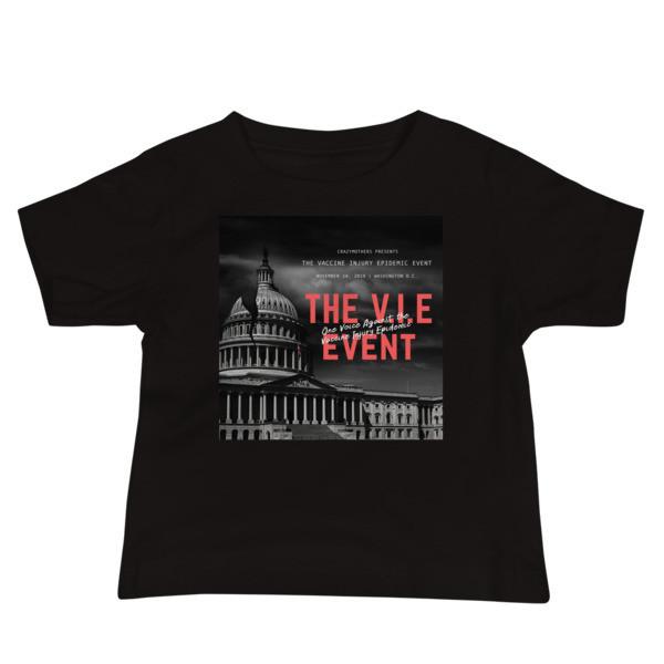 V.I.E Graphic Baby Jersey Short Sleeve Tee